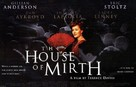 The House of Mirth - British Movie Poster (xs thumbnail)