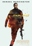 The Equalizer 2 - Czech Movie Poster (xs thumbnail)
