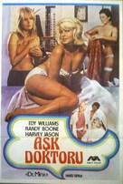 Dr. Minx - Turkish Movie Poster (xs thumbnail)