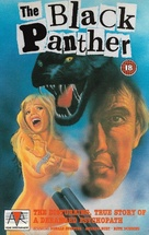 The Black Panther - British VHS movie cover (xs thumbnail)