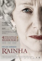 The Queen - Brazilian Movie Poster (xs thumbnail)