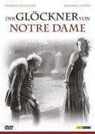 The Hunchback of Notre Dame - German DVD movie cover (xs thumbnail)