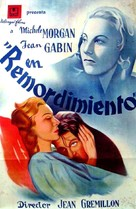 Remorques - Spanish Movie Poster (xs thumbnail)