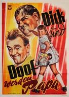 The Bohemian Girl - German Movie Poster (xs thumbnail)