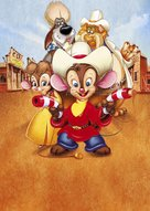 An American Tail: Fievel Goes West - Key art (xs thumbnail)