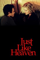 Just Like Heaven - Movie Poster (xs thumbnail)