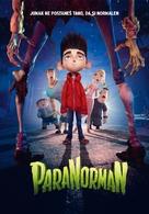 ParaNorman - Slovenian Movie Poster (xs thumbnail)