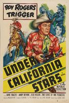 Under California Stars - Re-release poster (xs thumbnail)