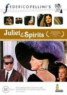 Giulietta degli spiriti - Australian DVD cover (xs thumbnail)