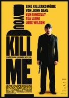 You Kill Me - German Movie Poster (xs thumbnail)