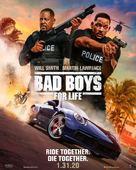 Bad Boys for Life - Malaysian Movie Poster (xs thumbnail)