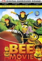Bee Movie - DVD movie cover (xs thumbnail)