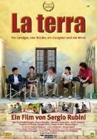 Terra, La - German Movie Poster (xs thumbnail)