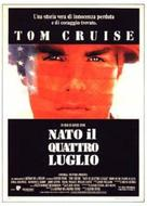 Born on the Fourth of July - Italian Movie Poster (xs thumbnail)