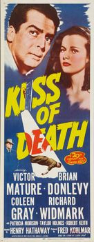 Kiss of Death - Re-release poster (xs thumbnail)