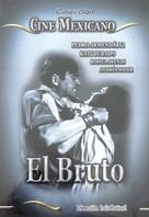 El Bruto - Mexican Movie Cover (xs thumbnail)