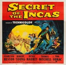 Secret of the Incas - Movie Poster (xs thumbnail)