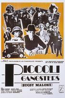 Bugsy Malone - Italian Movie Poster (xs thumbnail)