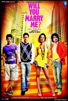 Will You Marry Me - Indian DVD cover (xs thumbnail)