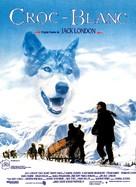 White Fang - French Movie Poster (xs thumbnail)
