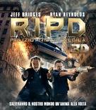 R.I.P.D. - Italian Blu-Ray cover (xs thumbnail)