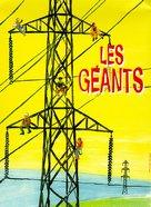 Among Giants - French poster (xs thumbnail)