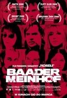 Der Baader Meinhof Komplex - Polish Movie Poster (xs thumbnail)