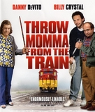 Throw Momma from the Train - Blu-Ray movie cover (xs thumbnail)