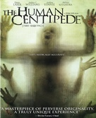 The Human Centipede (First Sequence) - Blu-Ray cover (xs thumbnail)