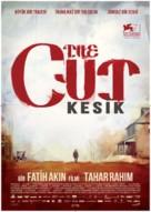 The Cut - Turkish Movie Poster (xs thumbnail)