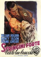 Force of Arms - Italian Movie Poster (xs thumbnail)