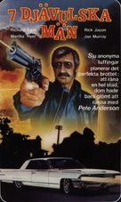 Day of the Wolves - Swedish VHS movie cover (xs thumbnail)