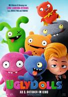 UglyDolls - German Movie Poster (xs thumbnail)