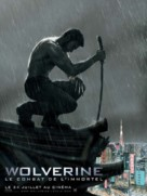 The Wolverine - French Movie Poster (xs thumbnail)