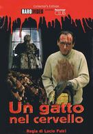 Un gatto nel cervello - Italian DVD cover (xs thumbnail)