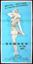 N*u*r*s*e*s of the 407th - Australian Movie Poster (xs thumbnail)