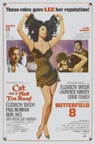 Butterfield 8 - Combo movie poster (xs thumbnail)