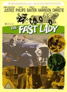 The Fast Lady - British DVD cover (xs thumbnail)