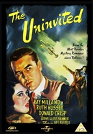 The Uninvited - British DVD cover (xs thumbnail)