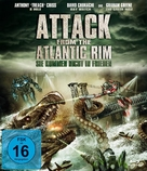 Atlantic Rim - German Blu-Ray cover (xs thumbnail)