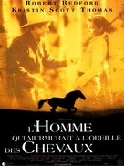 The Horse Whisperer - French Movie Poster (xs thumbnail)