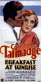Breakfast at Sunrise - Movie Poster (xs thumbnail)