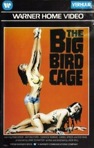 The Big Bird Cage - VHS movie cover (xs thumbnail)
