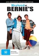 Weekend at Bernie's - Australian Movie Cover (xs thumbnail)