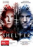 Shelter - Australian DVD cover (xs thumbnail)