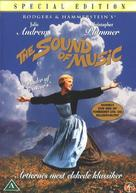 The Sound of Music - Danish Movie Cover (xs thumbnail)