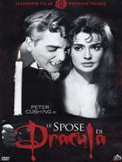 The Brides of Dracula - Italian DVD cover (xs thumbnail)