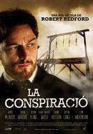 The Conspirator - Andorran Movie Poster (xs thumbnail)