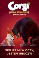 The Queen's Corgi - Polish Movie Poster (xs thumbnail)