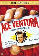 Ace Ventura: When Nature Calls - Movie Cover (xs thumbnail)